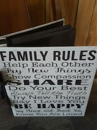 family rules help each other try new things show compassion share do your best always tell the truth try new things say i love you be happy say please and thank you know you are loved