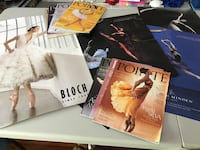 Free Ballet Magazines/Posters Clifton