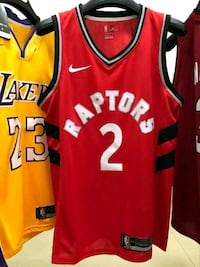 Toronto Raptors Home and Away Jerseys   Mississauga, L5B 4M8