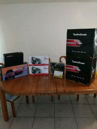 Stereo equip.high end Stockton, 95206