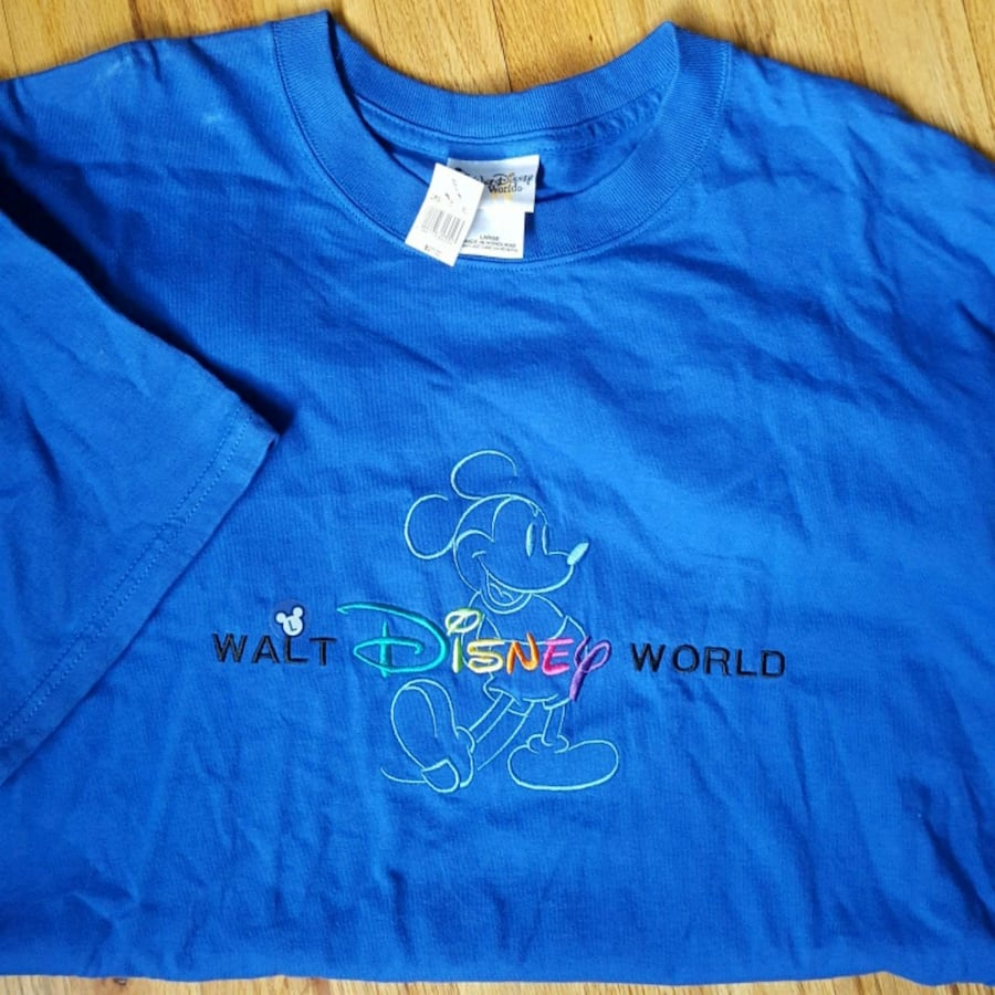 Mickey Disney tshirt