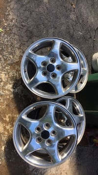Chrome wheels Knoxville, 21758