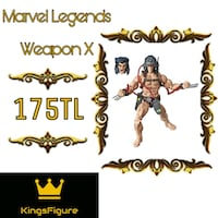 Marvel Legends Weapon X Aksiyon Figür  İstanbul