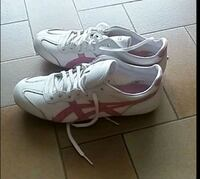 Asics blanches et rose taille 37 Pessac, 33600
