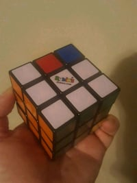 Rubiks Cube Puzzle Toy  Hokes Bluff