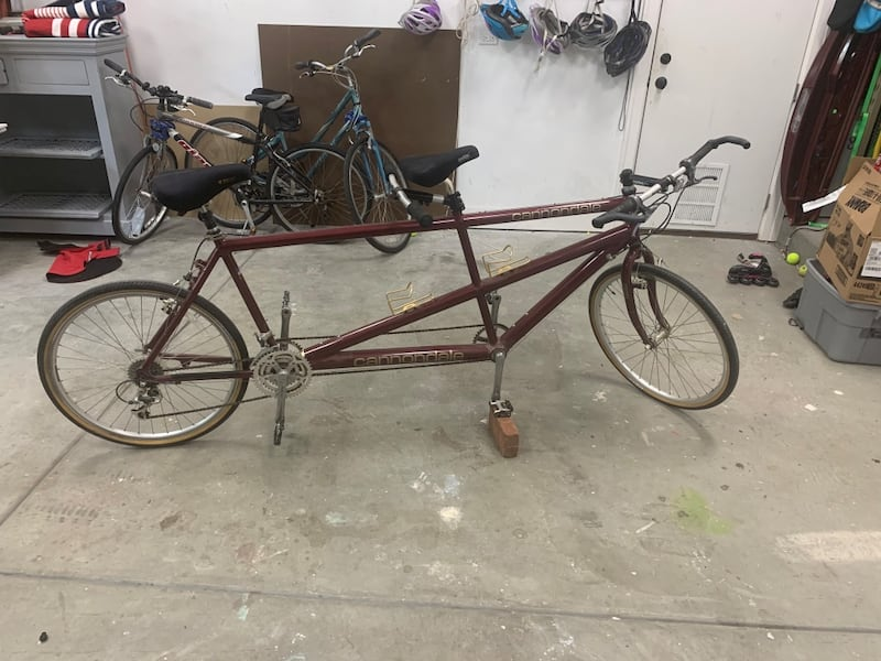 Cannondale Tandem Bicycle 0