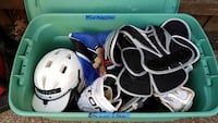 Lacrosse Gear and Sticks