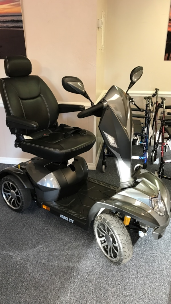 Cobra GT4 mobility scooter (Brand new)