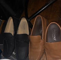 Pair of shenbo and a pair of Bruno Marc dress shoes St. Louis, 63118