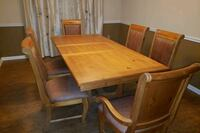 Formal Dining Table with 6 Matching Chairs Manassas, 20110