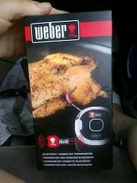 Bluetooth weber thermometer Independence, 64052