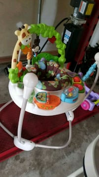 Baby bouncer with activities. LIKE NEW Westminster, 21158