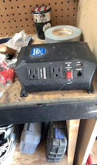 Remote turn on 1000w power inverter  Airdrie, T4B 3T2