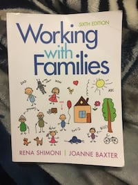 Working with families textbook  Brampton, L6T