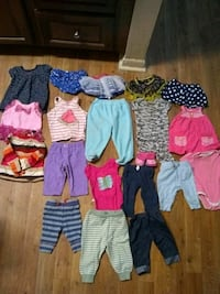 Baby clothes Omaha, 68137