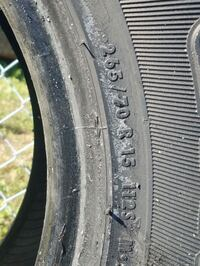 It's use tires in every good condition  Miami, 33150