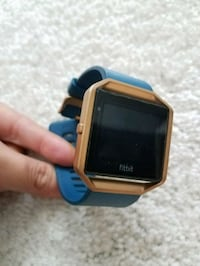 Fitbit Blaze wristband and charger  Huntersville, 28078