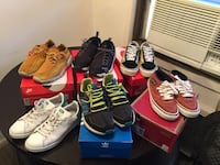 Nike, adidas, vans all size 7 and 7.5...$15 EACH or 2 for $25!!!!!! New York, 11212