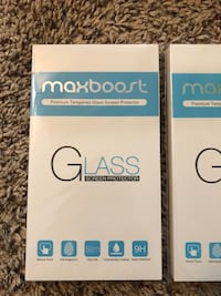 Maxboost Glass Screen Protector Georgetown, 49428