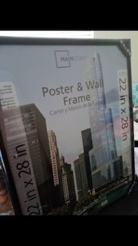 Brand new Poster & Wall Frame 22 in x 28in Bakersfield, 93309