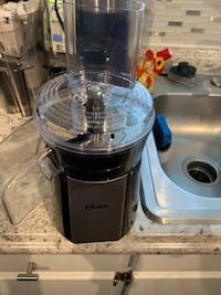 Food Processor and Juicer and hand smoothie maker