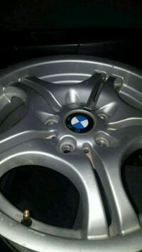 BMW original alloy rims