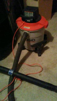 red and black canister vacuum cleaner Toronto, M9R 3T6