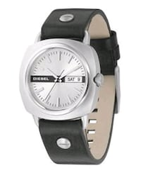 NEW Authentic DIESEL MENS WATCH /with date!