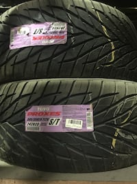 New 305/35r24 Toyo Proxes ST 112V performance tires