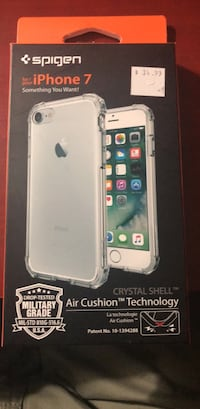 silver iPhone 7 with box Vaughan, L4L 8S1