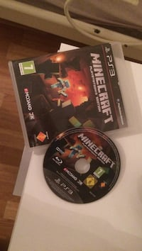 Sony ps3 minecraft spill
