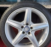 18 Inch Mercedes AMG wheels Prince George's County, 20746