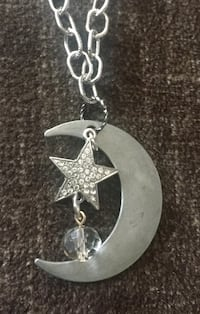 Moon and Stars Necklace Pasadena, 21122