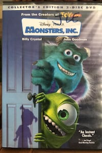 Disney's Monsters, Inc., Collector's Edition