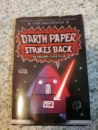 Darth Paper Strikes Back (Paperback) Woodbridge, 22193