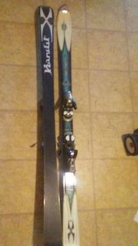 Rossignol Bandit 160cm skis. Great condition  Clifton, 81520