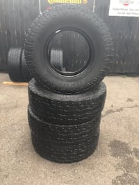 open county tires DETROIT