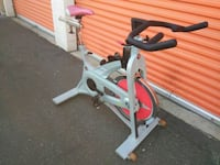 white and black stationary bike City of Industry, 91744