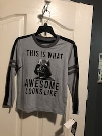 Boys this is what awesome looks like shirt  London, N6M 1J4