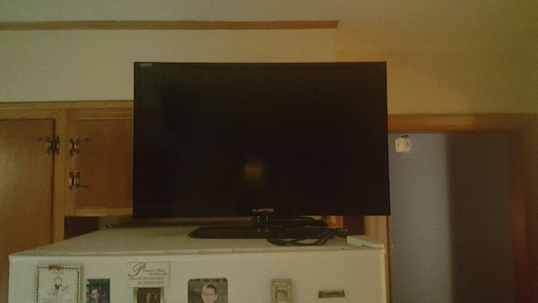 32 inch Sceptre hdmi flat screen TV