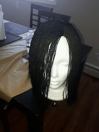 Braided wig for sale reduced price  Edmonton, T5H