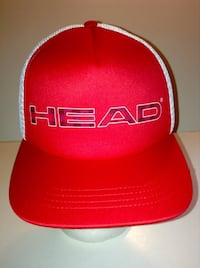 Head Tennis Cap with Snapback Closure London