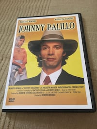 DVD Johnny Palillo Madrid, 28020