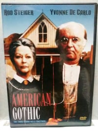 American Gothic dvd Baltimore