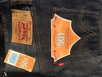 Men's Levis 501 jeans Washington, 20024