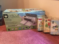 Cricut Expression & 3 additional cartridges Manassas, 20112