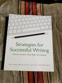Strategies for successful writing Surrey