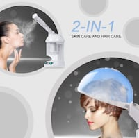 Hair and Facial Steamer STERLING