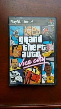 Grand Theft Auto Vice City PS2 game  Upper Darby, 19082