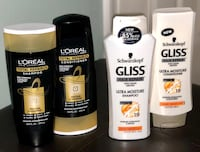 L'oréal and Gliss shampoo and conditioner set Orlando, 32825
